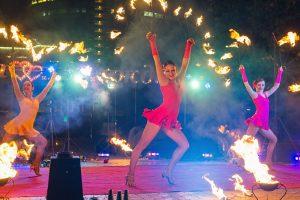Ксения Сафи The Best Show Бест шоу шоу лучших коллекций заказать в подмосковье фейерверк