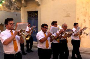 оркестр на Мальте